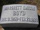 Margrett <I>Emison</I> Boyd