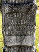 Profile photo:  Nesbit Nathaniel Allen