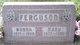 Mary <I>Dvorak</I> Ferguson