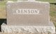 Borghild Berdella <I>Lien</I> Benson
