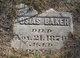 Josias Baker