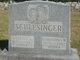 Mrs Christina Maria <I>Warnecke</I> Schlesinger