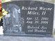 Richard Wayne Miles