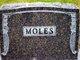 Profile photo:  Adeline <I>Millage</I> Moles