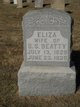 Eliza <I>Shepherd</I> Beatty
