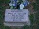Paul M Sexton