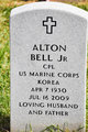 Profile photo:  Alton Bell, Jr