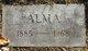 Alma LaPoint