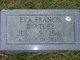 Eva Francis Bartley