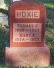 Thomas James Hoxie