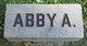 Abby A <I>Slafter</I> Countryman
