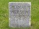 Sherman W Nelson