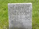 Mary T <I>Wiggins</I> Nelson