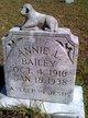 Profile photo:  Annie Lear Bailey