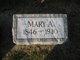 Mary Agnes <I>Clegg</I> Ebner