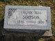 Lillian <I>Olds</I> Simpson