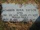 Cassius Burr Taylor