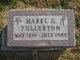Mabel G <I>Ross</I> Fullerton