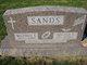 Mildred Elena <I>Anderson</I> Sands