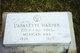 Lafayette Harper