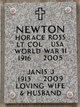 Profile photo:  Horace Ross Newton