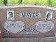 Gladys Ann <I>Hoffman</I> Mayer
