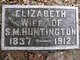 Profile photo:  Elizabeth <I>Leonard</I> Huntington