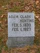Profile photo:  Adam Clark Hunting
