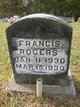 Francis Rogers