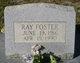 "Ray ""Jiggs"" Foster"