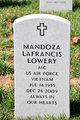 Mandoza Lafrancis Lowery