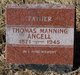 Profile photo:  Thomas Manning Ancell