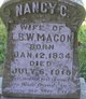 Nancy C. <I>Joyce</I> Macon