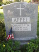 """Charles Francis """"Chuck"""" Appel, Sr"""