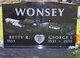 George I Wonsey