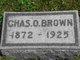 Charles O Brown