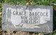 Grace Eleanor <I>Lowe</I> Babcock