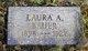 Laura Amalia <I>Muenchau</I> Bauer