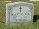 Barry C. Lee