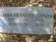 Emma Frances Carver