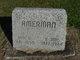 """Benjamin D """"Ben"""" Amerman"""