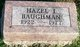 Hazel I. Baughman