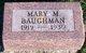 Mary M. Baughman