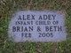 Profile photo:  Alex Adey