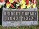 Profile photo:  Bridget T. Brady