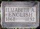 Elizabeth A English