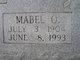 Mabel O. Adams