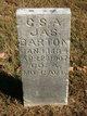 Pvt James Barton