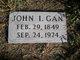 John Idell Gan