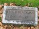 "Henrietta Iveda ""Etta"" <I>Gulick</I> Blackman"